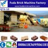 Fully Automatic Qt4-10 Hydraulic Soil Block Machine/Earth Block Making Machine