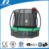 Standard Round Big Trampoline with Enclosure