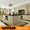 Oppein Wood Grain Double Island Kitchen Cabinet (OP16-S05)