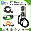 63A 2*6+8+2*18AWG 1phase EV Charging Cable for Electric Vehicle Car