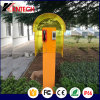 Noise Reduction Acoustic Hood Telephone Booth for Public Telephone