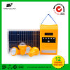 Portable PV Solar Panel Power Energy Home System with Light