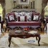 American Classical Fabric Sofa Set for Living Room