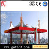 Guarantee 10 Years PVDF Roof Cover Filling Station Tent