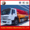 Sinotruk 4X2 32meter Concrete Pump Truck