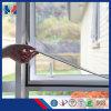 DIY Fiberglass Window Screen Made up by Flexible Magnetic Strips