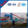 Qingzhou Keda Gold Bucket Chain Sand Dredger Ship for Sale