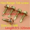 Tek Screw Roofing Screw Self Drilling Screw DIN7504k
