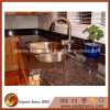 Hot Sale Natural Polished Tan Brown Granite Kitchen Countertop