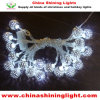 1m 10LED Metal Ball LED Battery Lights