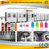 Automatic High Speed Juice Blowing Filling Capping Machine