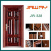 Steel Door with High Quality Handles and Locks, Entrance Door, Steel Security Door