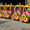 14 Seats Luxury Amusement Park Mini Electric Train