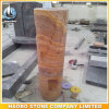 Rainbow Sandstone Pillar Monument Headstone