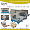 Carton Cutting Machine for 3-Layer and 5 Layer Paperboard