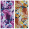 Oxford 600d High Density PVC/PU Bubbles Printed Polyester Fabric