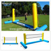 Park Sport Game Beach Field Net Inflatable Volleyball Court (MIC-729)