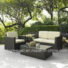 Garden Sofa Wicker Rattan Patio Furniture (GN-9078-4S)