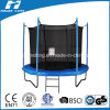 10ft Simplified Trampoline with Enclosure (HT-TP10)