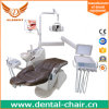Electric Best Quality Dental Chair with LED Sensor Lamp