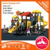 Amusement Park Playground Equipment Plastic Slide