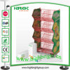Stackable Wire Cage Promotional Wire Dump Bin Baskets