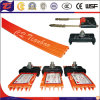 mobile machinery Low Voltage Joinless Copper Power Rail