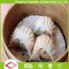 5.5 Inch Non-Stick Reusable Parchment Steamer Liner Dim Sum Paper