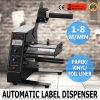 Auto Label Dispenser Device Automatic Sticker Separating Machine