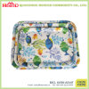 Fish Full Print Oblong Melamine Serving Tray