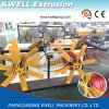 PVC/PP/PE/EVA Pipe Making Machine, Wire/Cable Protective Pipe Extrusion Line