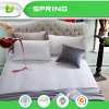 New Design Baby Hypoallergenic Waterproof Fitted Fireproof Bed Bug Mattress Cover