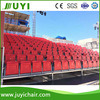 Telescopic Bleacher Retractable Seating System Tribune Movable Jy-716