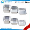 New American Style Stainless Steel Perforated Gastronorm Pan for Buffet Using