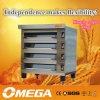 Factory Direct Sales Deck Oven for Bread (Manufacturer CE&ISO9001)