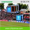 Chipshow Football Banner LED Display P10 Perimeter Shape LED Display
