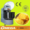 Double Speed Fixed Bowl Spiral Mixer (CE, ISO9001, factory lowest price)