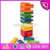 High Quality 54 PCS Preschool Wooden Kids Playing Blocks W13D154