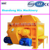 2017 New Compulsory Twin Shaft Concrete Mixer