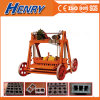 Qmy4-45 Egg Layer Cement Concrete Block Making Machine Hollow Block Machine, Mobile Construction Equipment