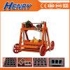 Qmy4-45 Egg Layer Cement Concrete Block Making Machine Hollow Block Machine, Mobile Construction Equipment