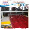 PVC/PC Glazed Wave Plate Extrusion Machine