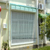 Roller Shutter Perforated/Perforated Shutter/Perforated Aluminum Roller Shutter Slat