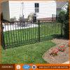 Short Wrought Iron Yard Guard Fencing