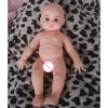 Factory Silicone Dolls for Gift Vinyl Doll Education Doll Toy