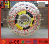 1.8m Colorful Transparent PVC TPU Inflatable Human Zorb Ball