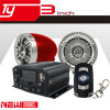 High Quality Big Power Motorcycle Amplifier Scooter Audio System