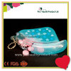 With Keychain Sliding Cap Plastic Pill Case