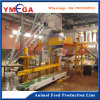 Stable Working Ring Die Animal Feed Processing Line
