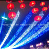Cool White Color Starry Shape LED Icicle Curtain Light